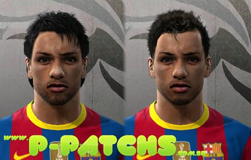 Hélder Postiga Face para PES 2011 PES 2011 download P-Patchs