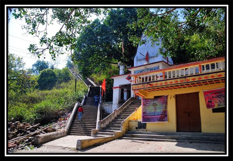 Barwadih Temple
