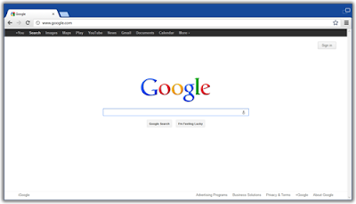 Google Chrome Metro-Design