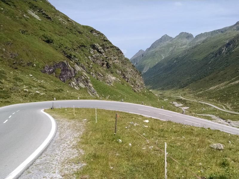 Silvretta High Alpine Road, Tyrol