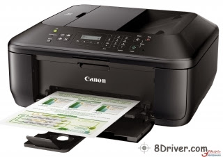 download Canon PIXMA MX394 printer's driver
