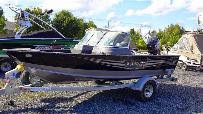 bateau de peche a vendre sherbrooke