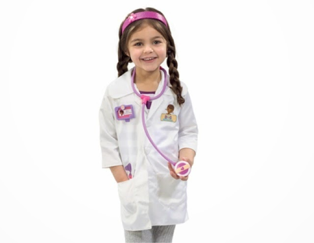 Doc Mcstuffins Role Play Set #doctober