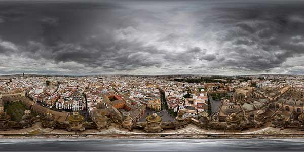 Sevilla, panorámica
