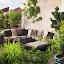 Classic Style Roof terrace in the City