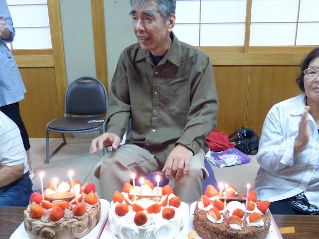 満63歳のお祝い