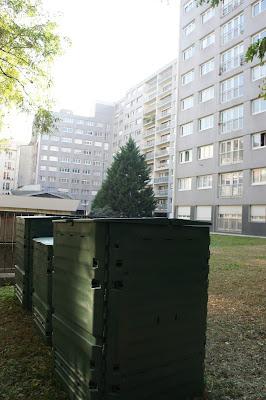Composteur collectif à Paris