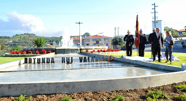 """Rotunda recorda """"exemplo de vida"""" de Rui Valadares"""
