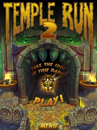 Temple Run 2 Main