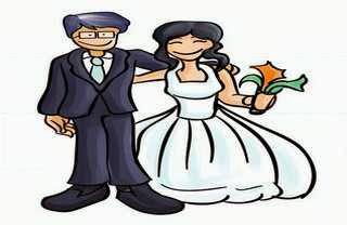 La mujer y el marido borracho