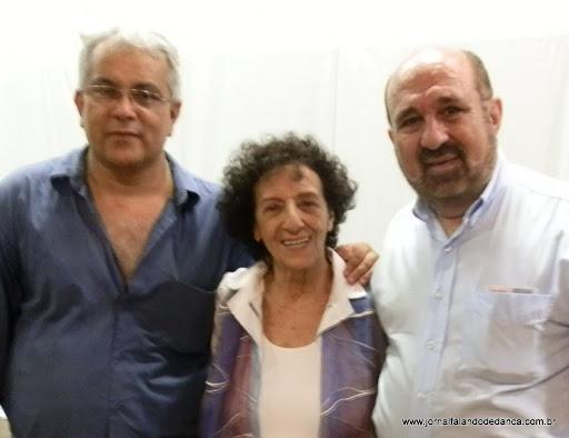 Com coquetel, projeção de vídeo, presença de Emílio Kalil (ex-SMC e atual Cidade das Artes) e Diana De Rose (gerente de dança da SMC) e distribuição de dvd, foi lançado dia 14/12, no CCoRJ, o resultado do projeto