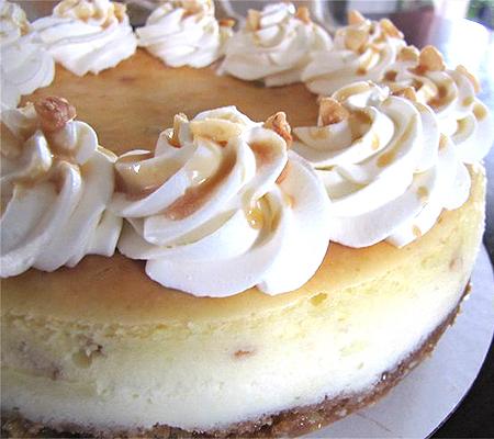 White Chocolate Macadamia Nut Cheesecake Recipes