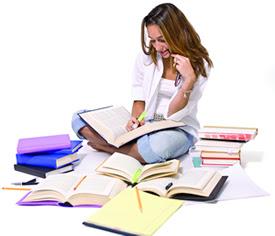 ابتسم واضحك مع الطلبة والامتحانات