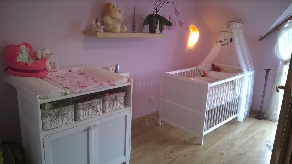 meble dla niemowlaków