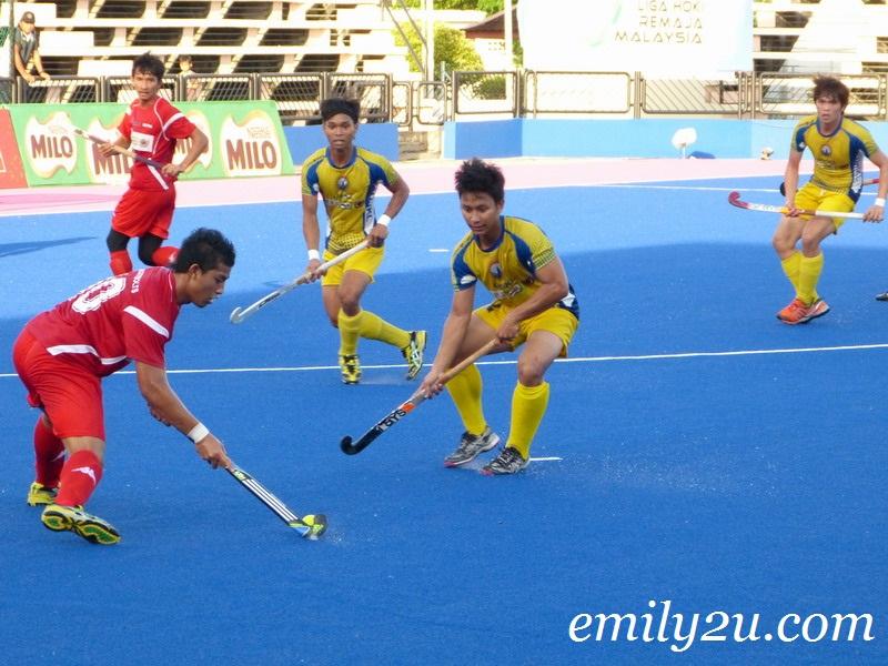 2012 MHC-Milo-NSC Junior Hockey League