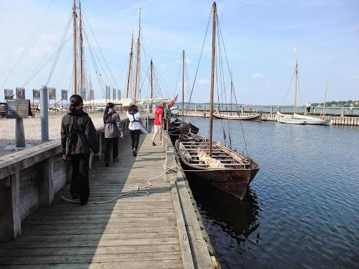 バイキング船航海体験ツアー