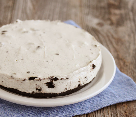 photo of an Oreo Cheesecake