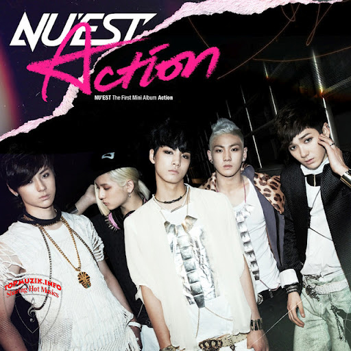 뉴이스트 NU'EST Sandy Lyrics