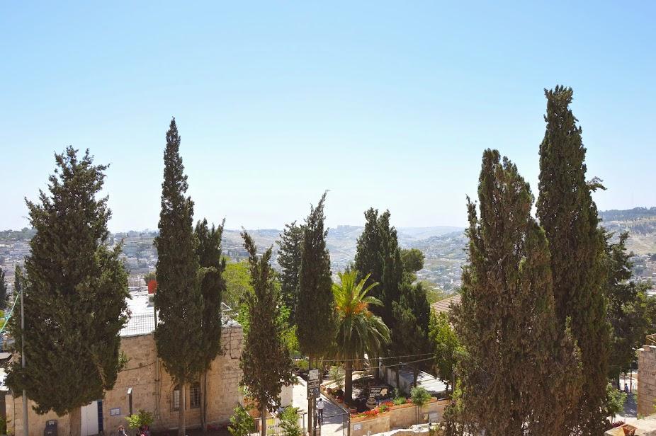 stedentrip-jeruzalem
