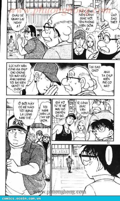 Detective Conan Chap 533 - Truyen.Chap.VN