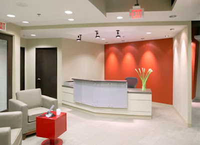 New Office Building and Home Office Interior Design