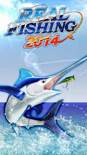 Real Fishing 2014 v1.0.0