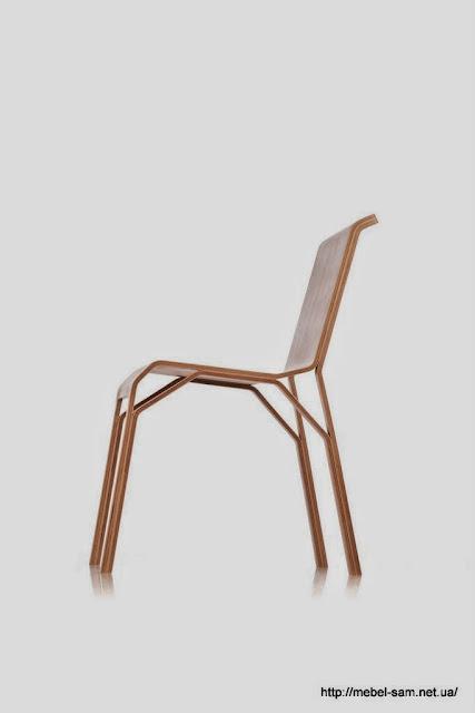Фанерный стул Trimo Chair