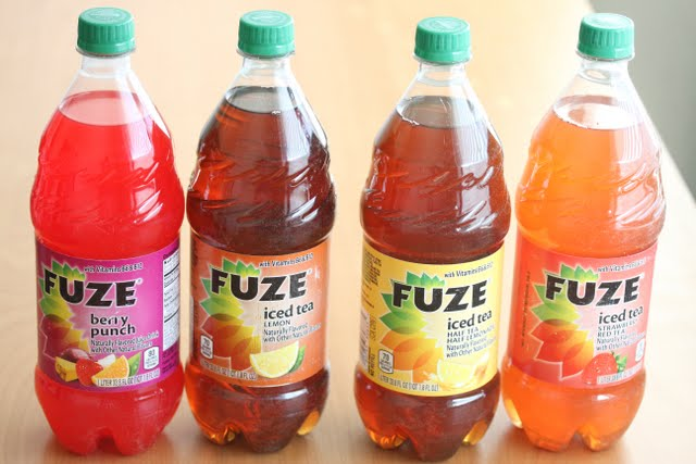 Fuze Drinks and $50 Giveaway