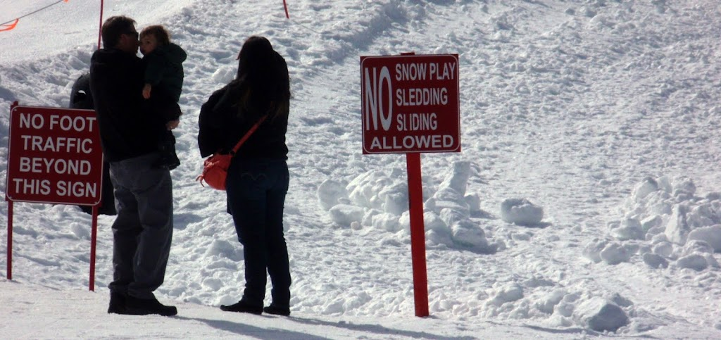 Skiers Only
