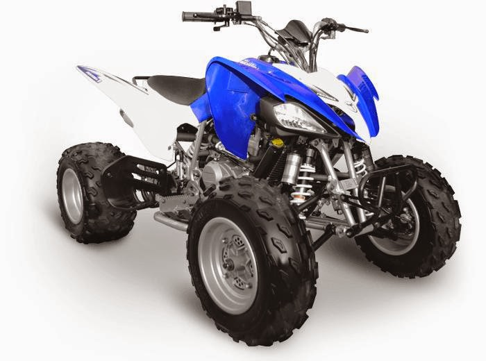 250cc Pentora Crossfire Mustang Evo 2 Yamaha Raptor Style Sports Recreational Quad Bike Watercooled Engine ATV