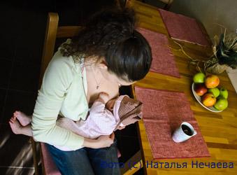 Что можно есть кормящей маме?