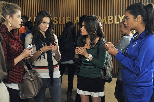 Pequenas%2520Mentirosas%25202%25202 Segunda Temporada De «Pretty Little Liars» Chega A Portugal