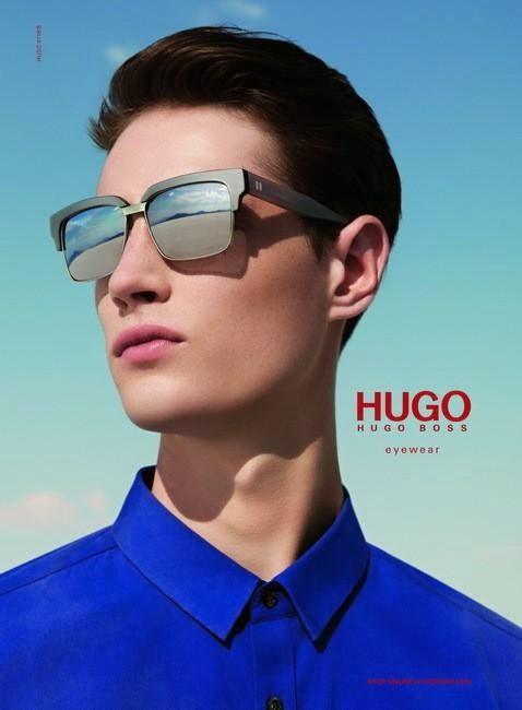 Las gafas de Hugo by Hugo Boss,  con personalidad moderna