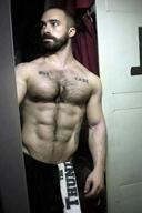 Incredible Hairy Chest Men - Photos Set 10