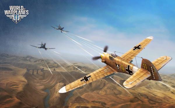 Game không chiến World of Warplanes mở cửa OBT 10