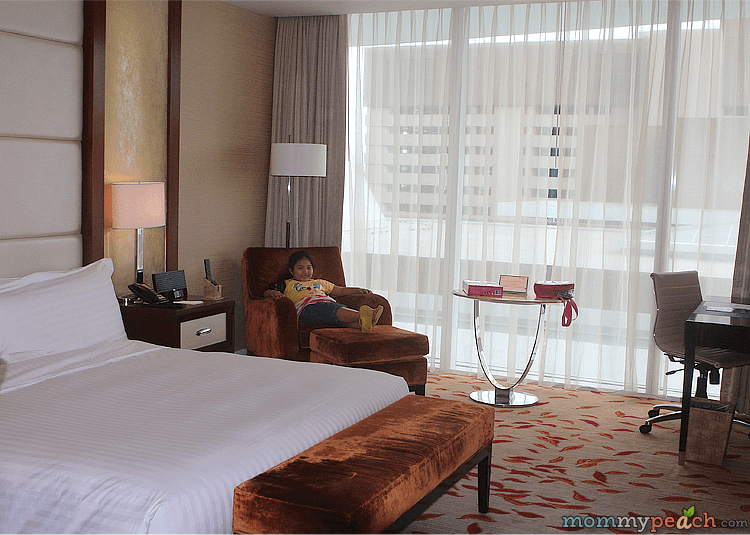 Solaire Resort and Casino Staycation