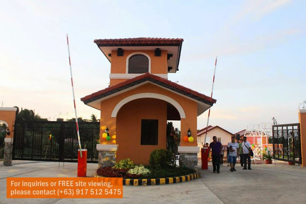 Camella Silang - Village Amenities & Facilities