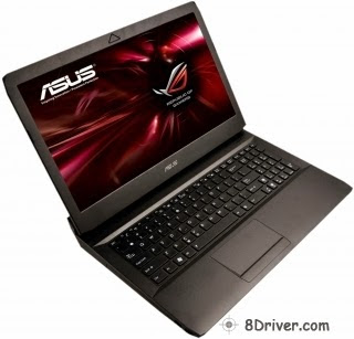 download Asus Z81D Notebook driver