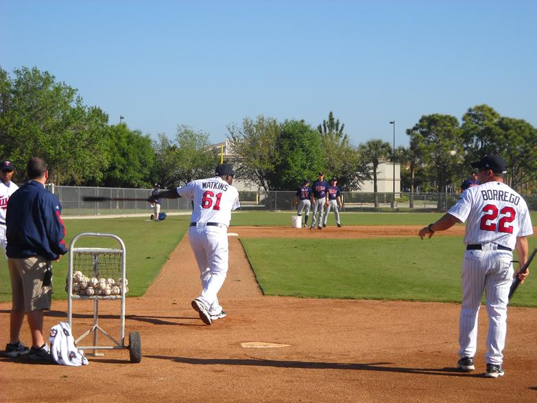 Baseball Outsider A Morning On The Minor League Side