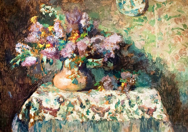 Ker Xavier Roussel - Flowers, 1904