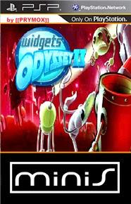 Widgets Odyssey   PSP