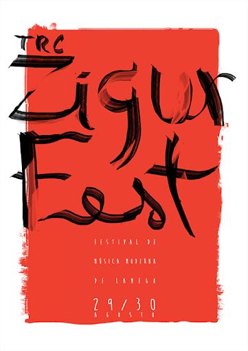 Programa provisório do TRC ZigurFest - Lamego - 29 e 30 de Agosto de 2014