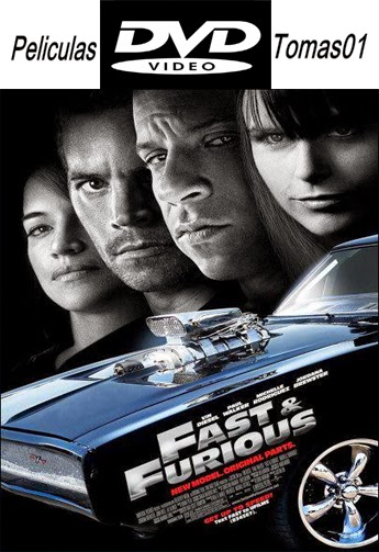 Fast and Furious 4 (Rápidos y Furiosos 4) (2009) DVDRip