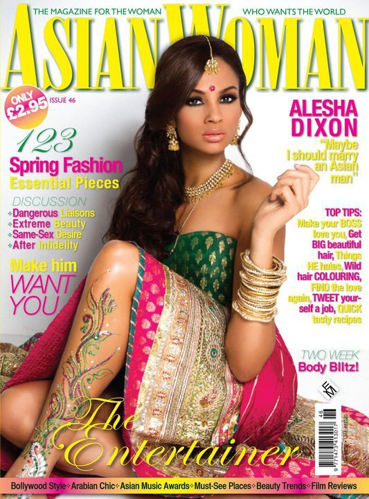 Asian Woman Magazine - Spring 2011
