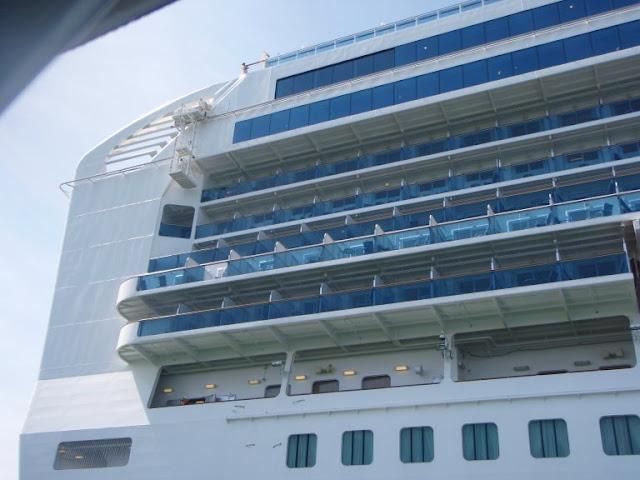 Golden Princess Balcony Baja Caribe Or Dolphin Deck Cruise Critic Message Board Forums