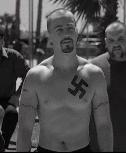 comparing and contrasting american history x and in the name of the father Extra tidbit: between pre- and post-prison derek in american history x, bruce banner and the hulk in the incredible hulk, aaron and roy in primal fear, jack and brian in the score, sheldon and.