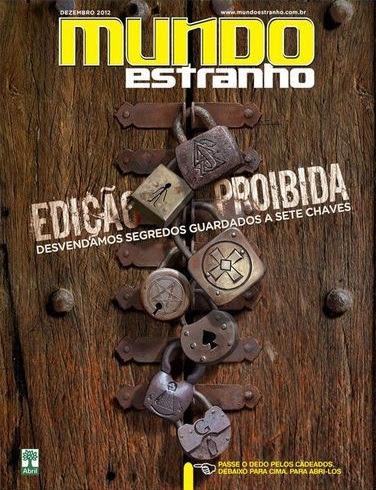 Download – Mundo Estranho – Edição 132 – Dezembro 2012