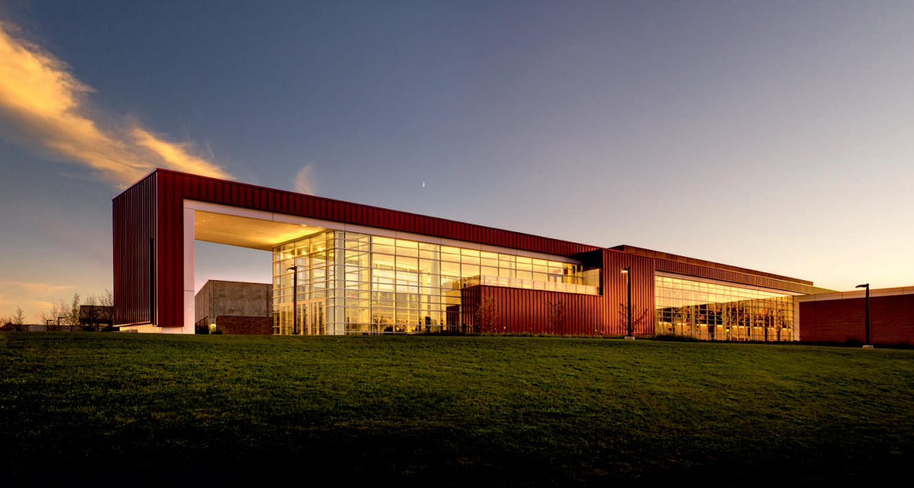 Michigan, Stati Uniti d'America: Central Michigan'S Events Center by Smithgroup Jjr