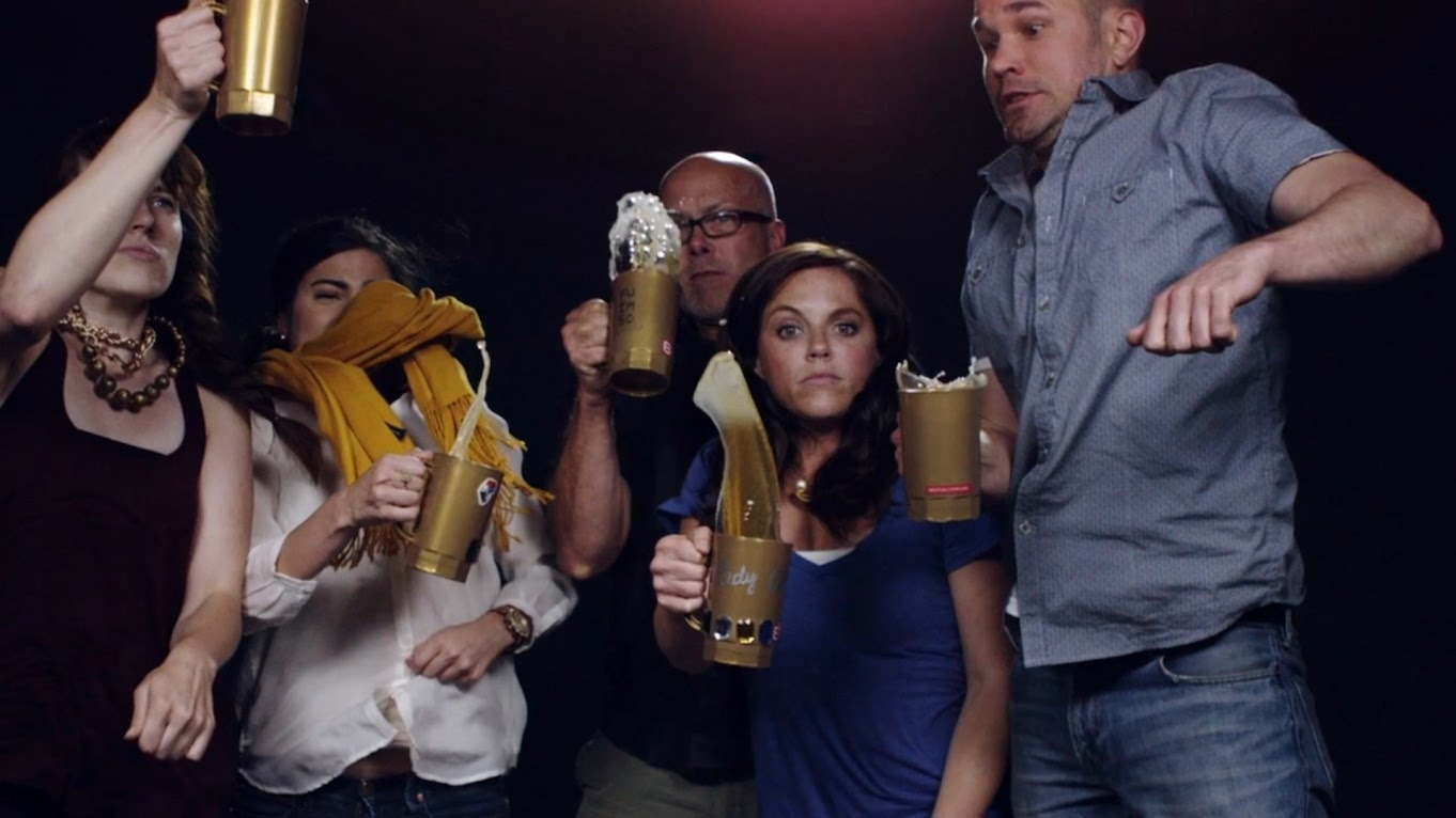 *BRUTON STROUBE派對狂歡慢速影片:Slo-mo Booth Supercut! 2