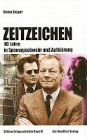 Geyer, Heinz - Zeitzeichen. 40 Jahre Spionageabwehr und Aufklärung www.ddrmedailles.nl